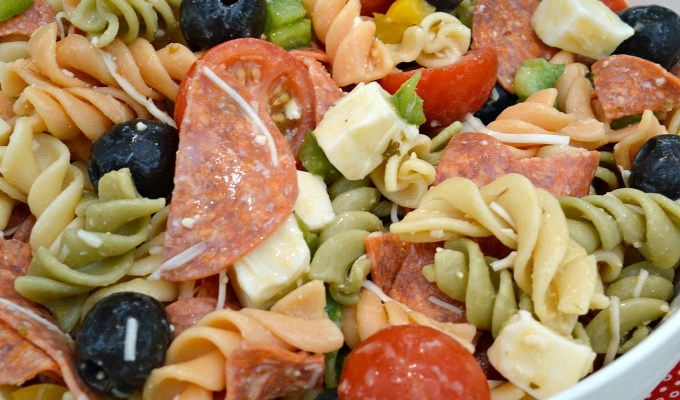Pasta Salad Recipes: 20 Picnic Favorites
