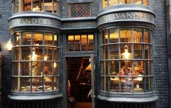 Ollivanders Wand Shop at Universal Orlando