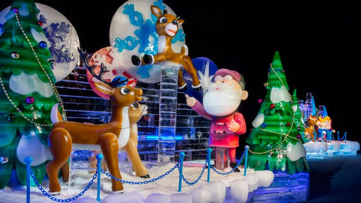 Gaylord Hotels ICE! 2018 Themes and Dates