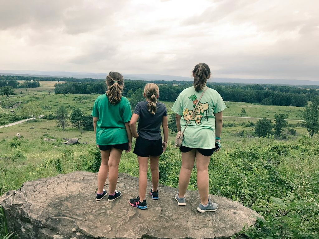 Exploring Gettysburg With Kids: History, Haunts and Horses