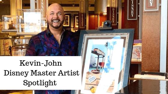Kevin-John Jobczynski: Disney Master Artist Spotlight