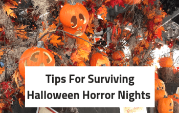 Halloween Horror Nights: 7 Tips For Survival