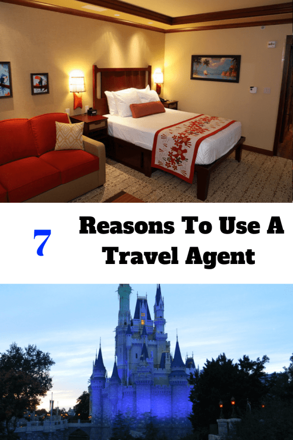 reasons to use a travel agent