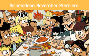 Nickelodeon Thanksgiving Line-Up Begins November 5