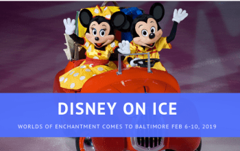 Disney on Ice Returns to Baltimore: Enter To Win