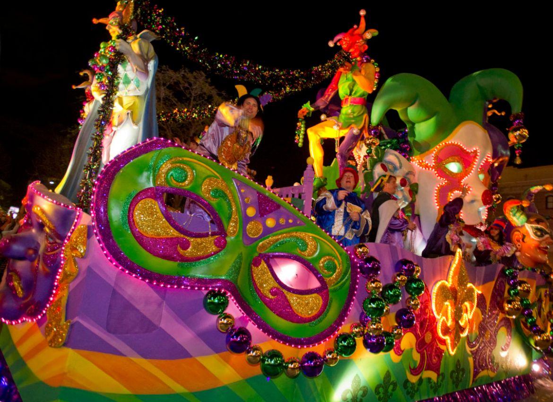 Universal Orlando Mardi Gras- 2019 Guide