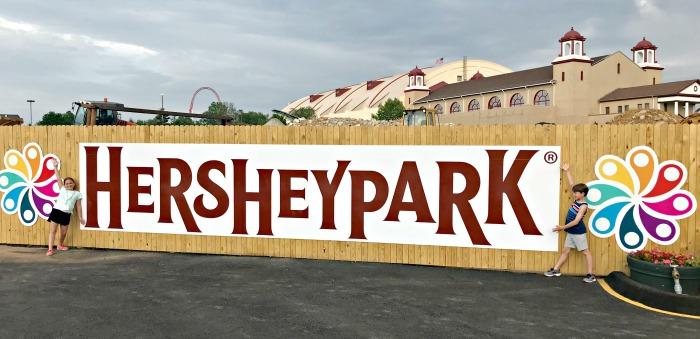 hersheypark new in 2019