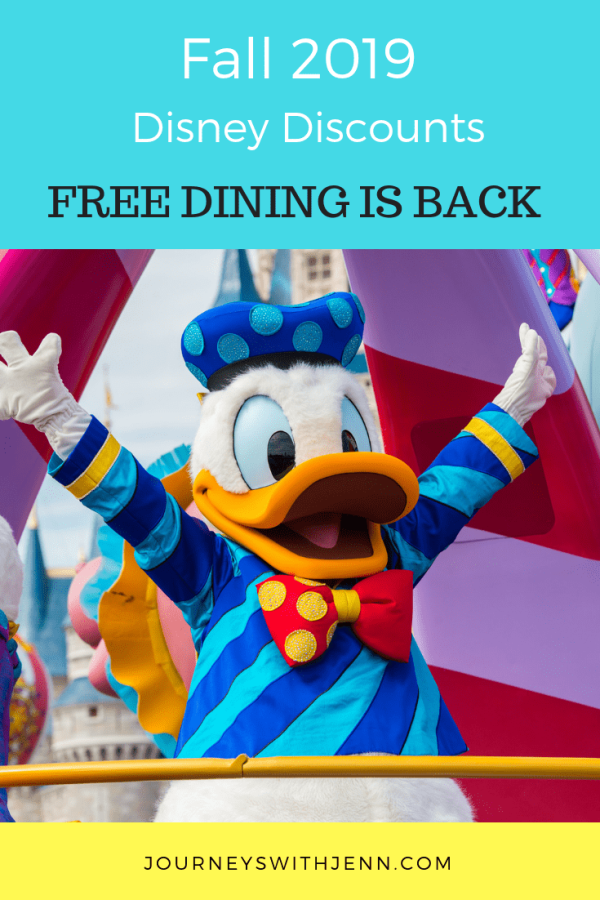 walt disney world discounts