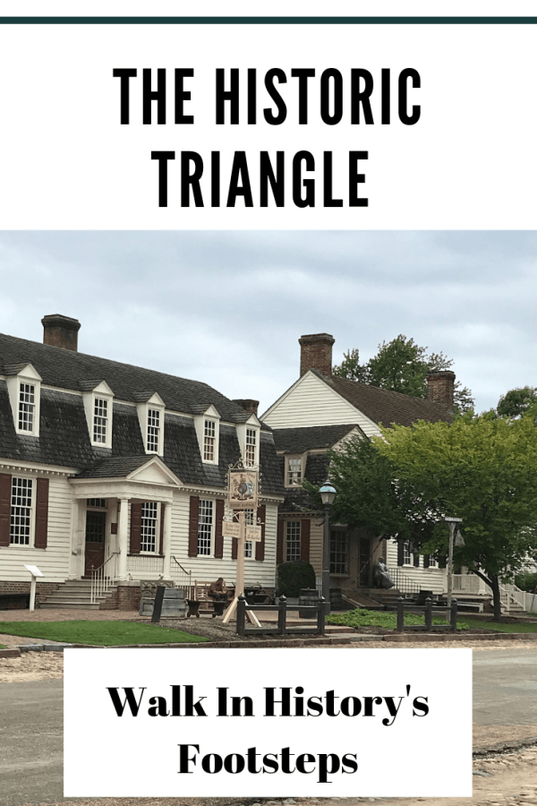 historic triangle