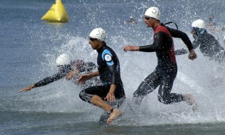 Goal Achieved … An Olympic Triathlon