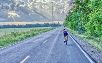 Painfully wonderful 90 mile ride