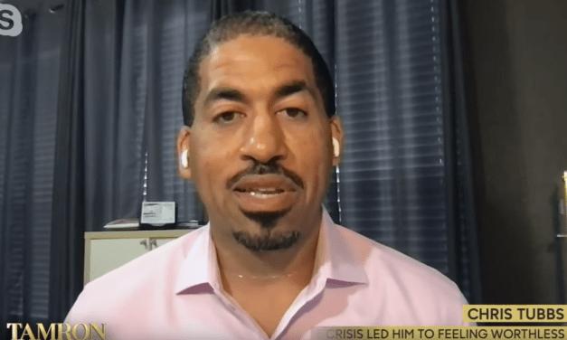 Tamron Hall Show Interview 3-25-2021