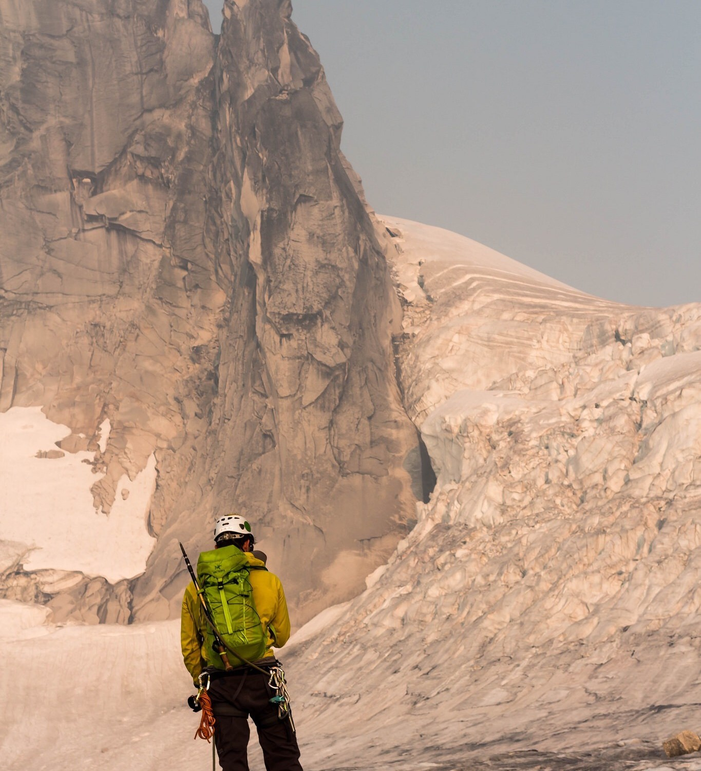 West Ridge of Pigeon Spire (5 4), Bugaboo Provincial Park | Journey