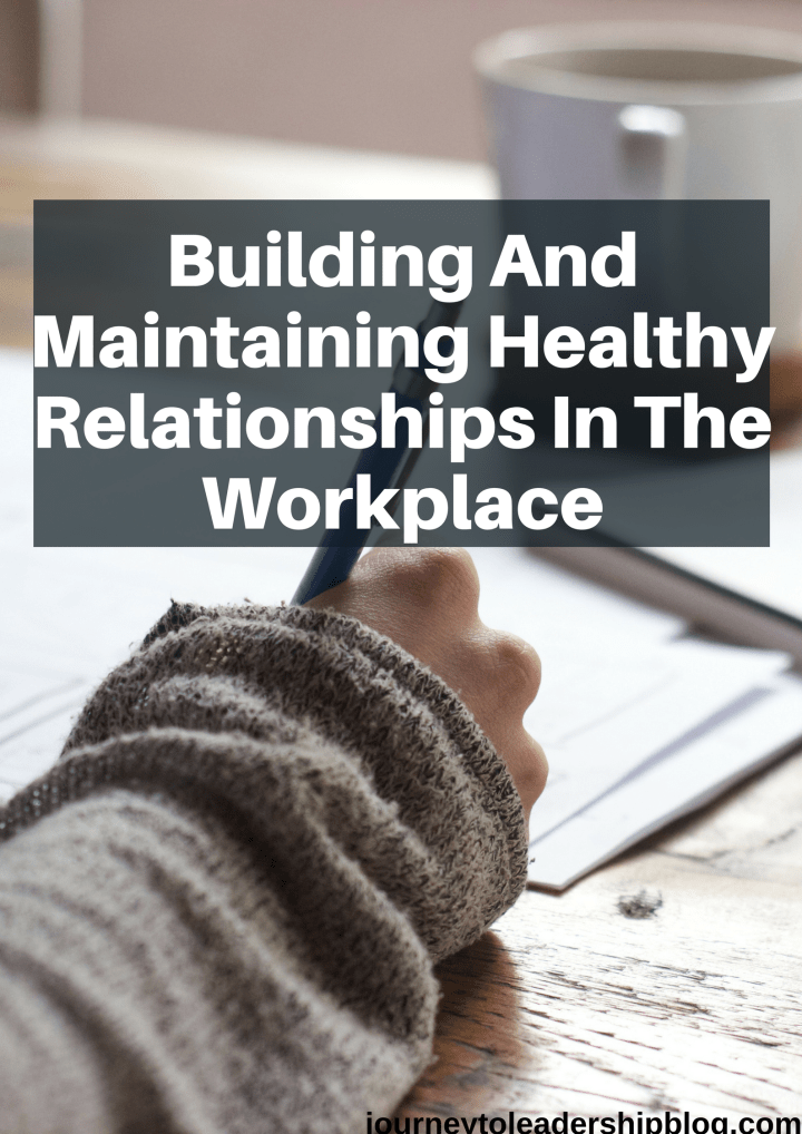 relationships workplace