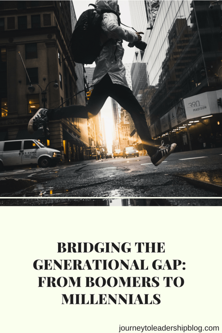 Bridging The Generational Gap: From Boomers to Millennials