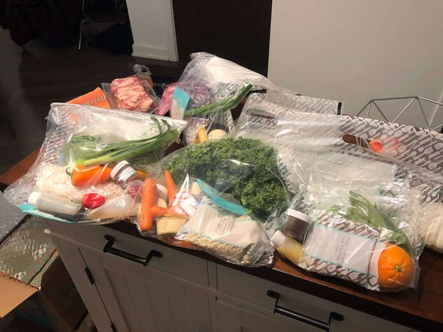GoodFood Meal Kit Delivery