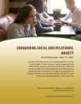 Conquering Social and Relational Anxiety (MH Lesson) (Copy)