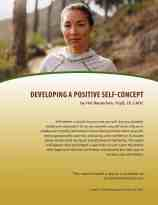 Developing a Positive Self-Concept (MH Lesson)