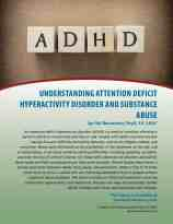 Understanding Attention Deficit Hyperactivity Disorder and Substance Abuse (COD Lesson)