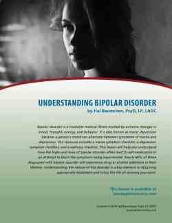 Understanding Bipolar Disorder (COD Lesson)