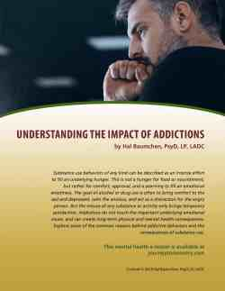 Understanding the Impact of Addictions (MH Lesson)