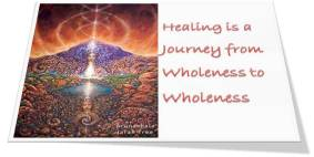 healing journey wholeness