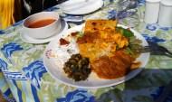 Manvar Desert Resort Meal
