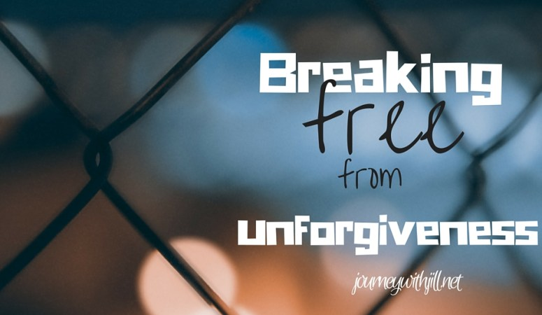 How to Get Past Unforgiveness