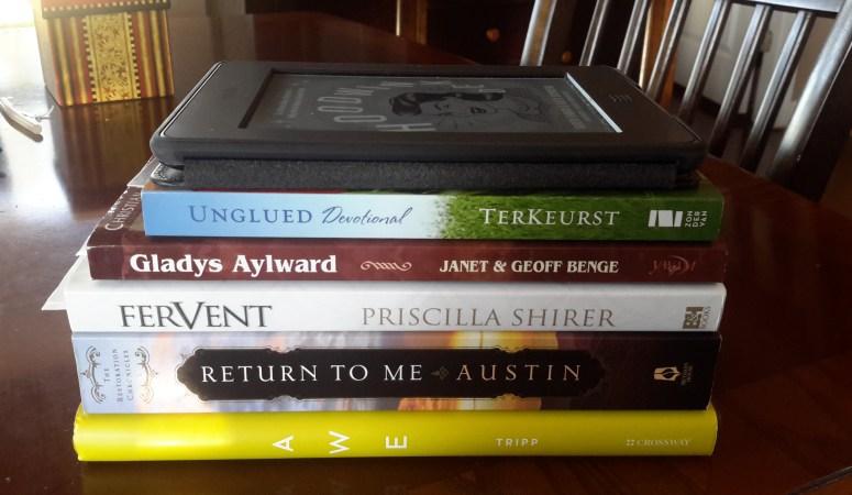 Friday Favorites: Seven Books I'm Reading