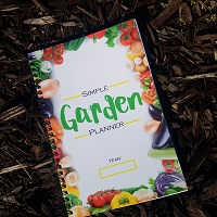 Simple Garden Planner | Journey with Jill