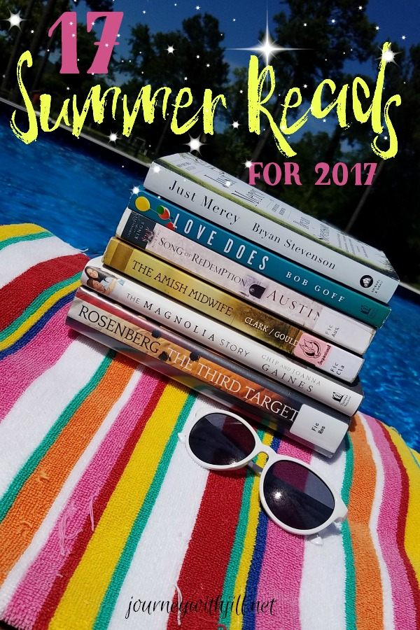 17 Summer Reads for 2017