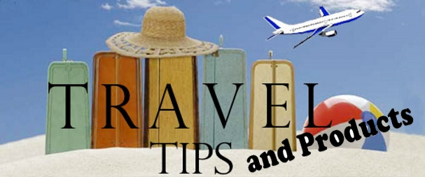 travel tips and products