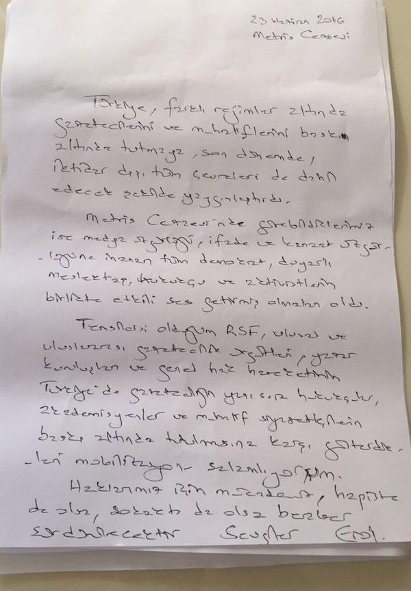 erol-mektup