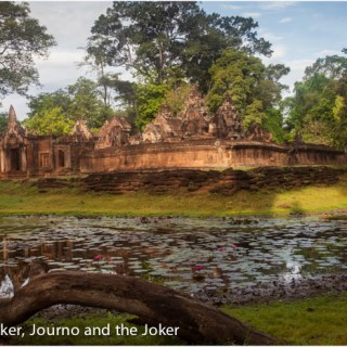 Postcard greetings – Exploring ancient temples of Angkor