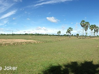 Postcard Greetings – Siem Reap's countryside