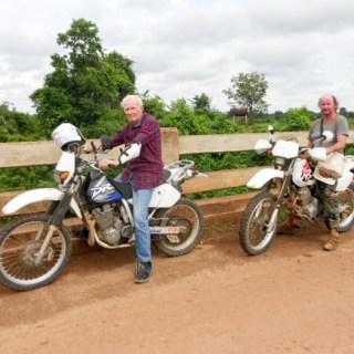 A motorbike tour of Battambang