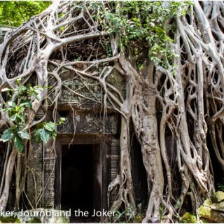 Postcard Greetings – Ta Prohm