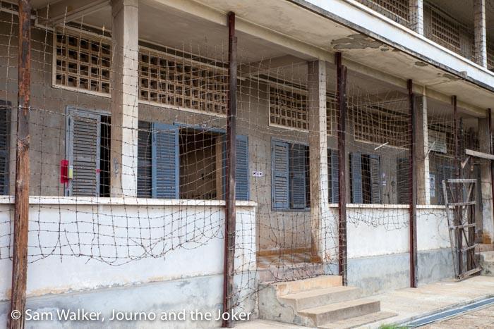 S21, genocide museum, Cambodia