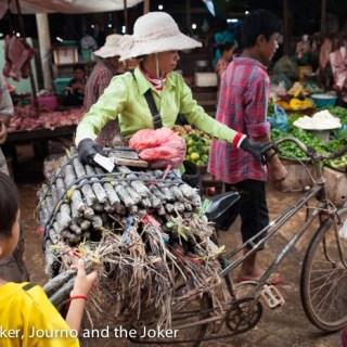 Psar Leu – Siem Reap's biggest market