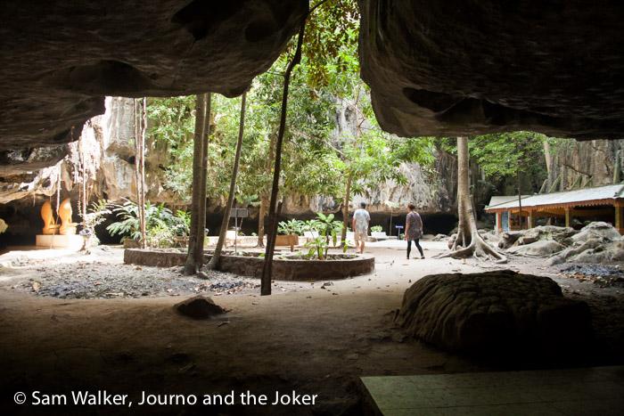 Limestone Cave, Kampot