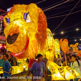 Giant Puppet Parade, Siem Reap