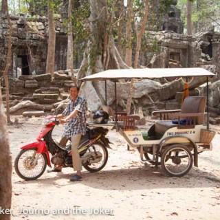 Cambodian tuk tuks – tips to hire drivers
