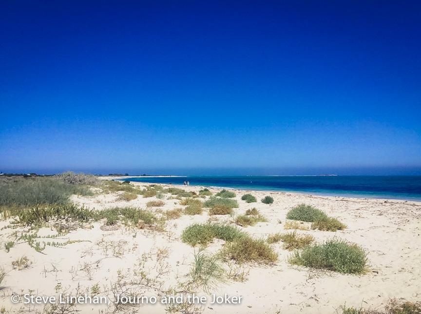 A stunning beach in Western Australia