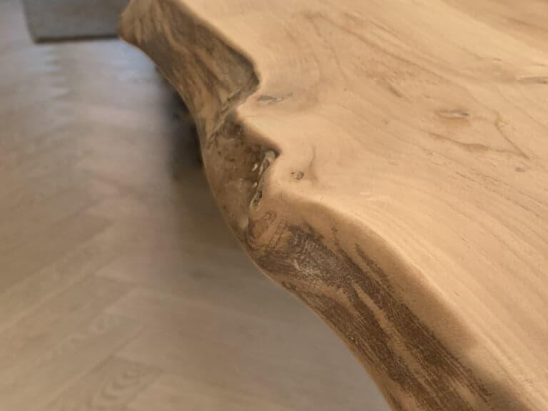 walnoten boomkant x detail