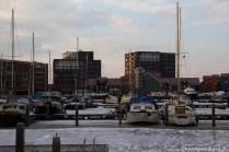 groningen-reitdiep-reitdiephaven winter 2013-2