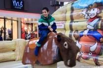 paddepoel-winkelcentrum-rodeostier rijden-4