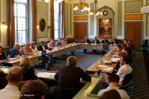 Duidingsdebat gemeenteraad-7151