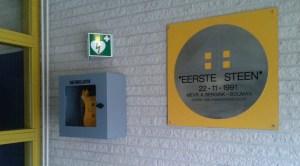AED in Sporthal De Brug