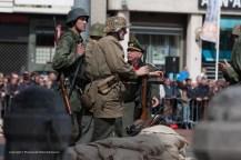 groningen 70 jaar bevrijd - voorstelling grote markt 09