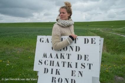 Bierum Protest GroenFront!-7
